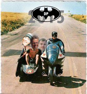 Batman ja ryytmanit